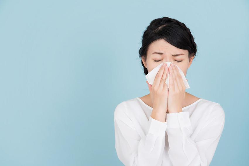 花粉症(アレルギー性鼻炎)