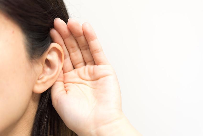 聴力低下・突発性難聴