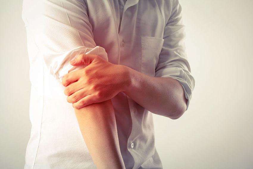 上腕骨外側上顆炎